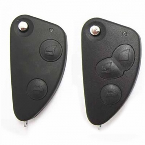 ALFA* ROMEO Remote Key Shell 2/3 Buttons