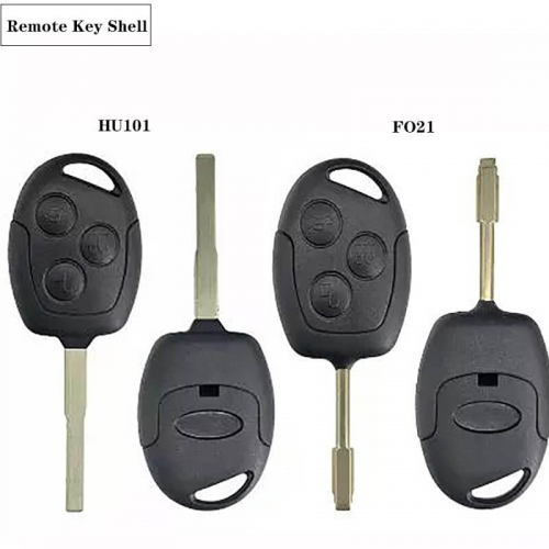 3button Remote Shell HU101 / FO21 For Ford