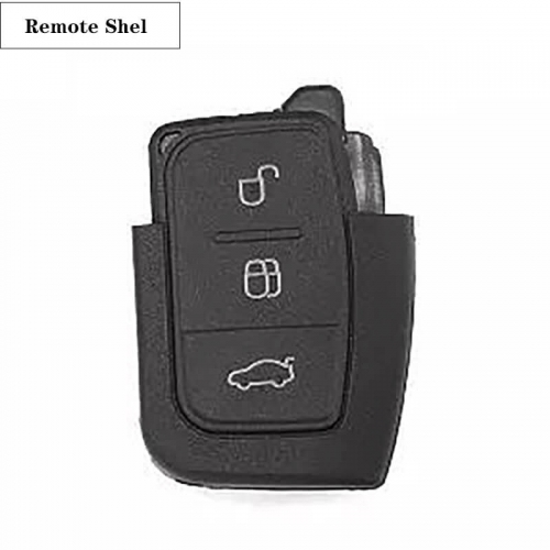 Remote Shell 3 Button For Ford Focus