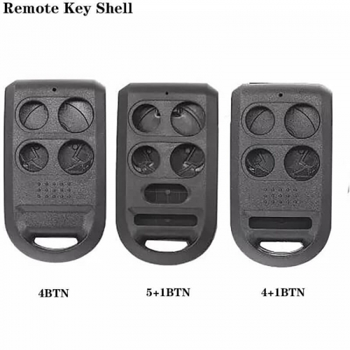 Remote Key Shell 4/5/5+1 Buttons HON66 For USA Hond*a