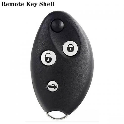 Remote Key Shell 3 Button SX9 For Citroe*n