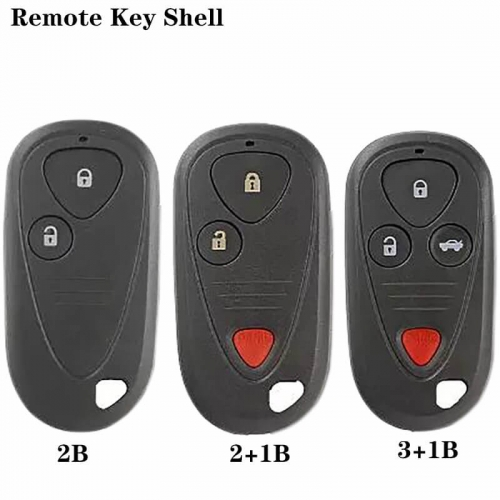 Remote Shell 2/2+1/3+1 Button For Acur*a