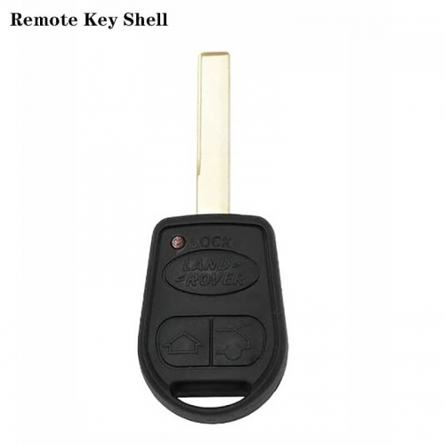 3 Button Remote Key Shell HU92 For Land Rove*r