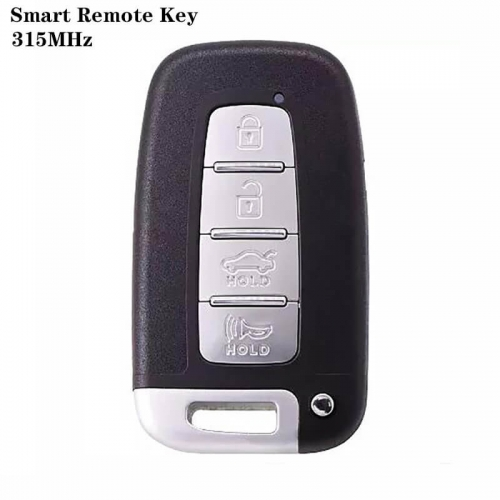 4button Smart Remote Key 315MHz For Hyunda*i