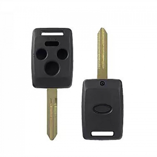 Remote Key Shell 3+1 Button For SUBARU