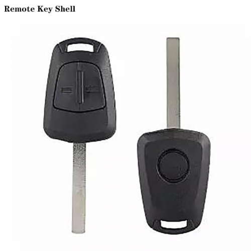 Remote Key Shell 2 Button HU100 For Ope*l