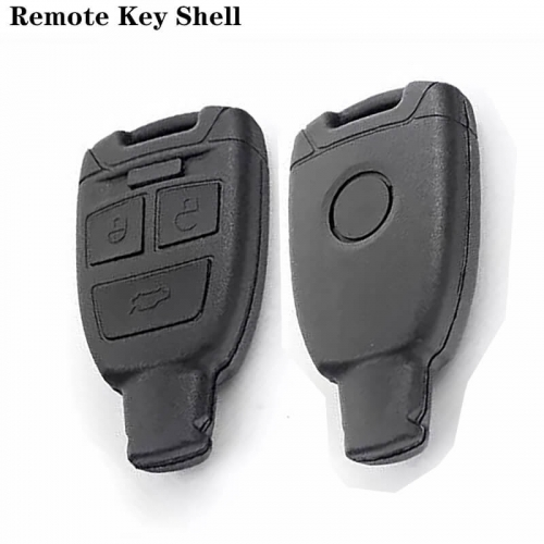 Remote Key Shell 3 Button For FIAT