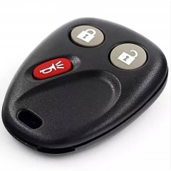 2+1Button Remote Key Shell For Buick