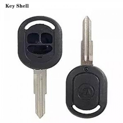 3Button Remote Key Shell For Buick