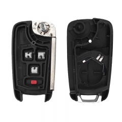 Flip Remote Key Shell 2/3/4/5 Buttons For Chevrole*t