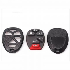 6Button Remote Key Shell For Buick
