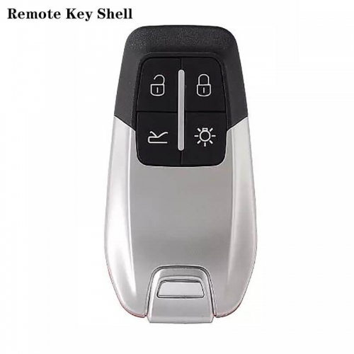 4Button Remote Key Shell For Ferrar*i
