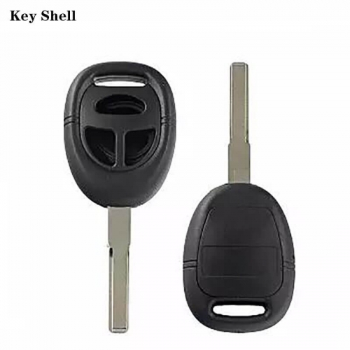 Remote Key Shell 3Buttons For SAAB